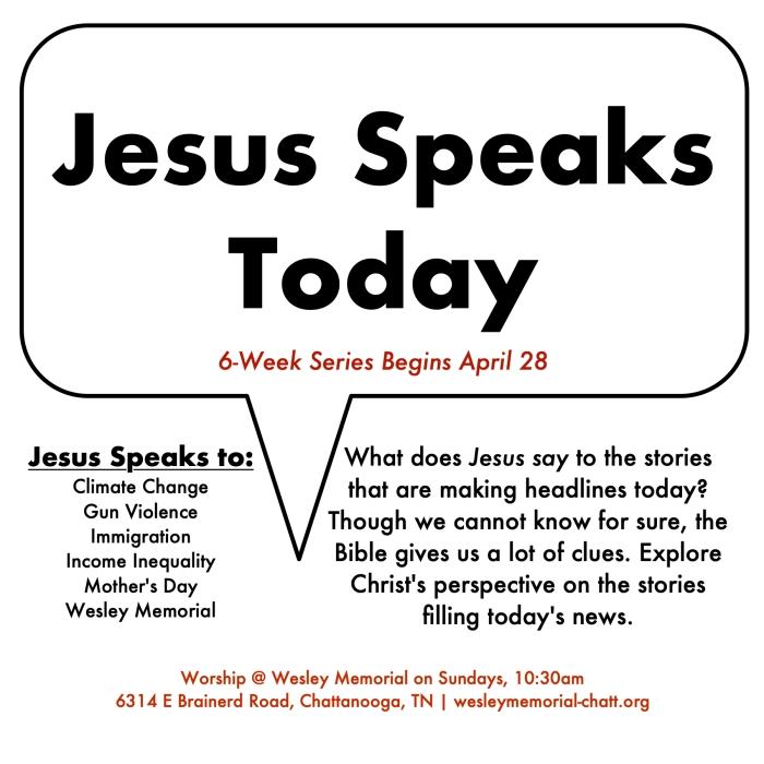 Jesus Speaks full